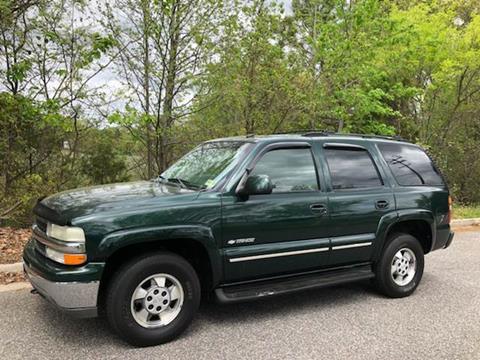 2003 Chevrolet Tahoe for sale at Coastal Auto Sports in Chesapeake VA