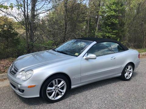 2006 Mercedes-Benz CLK for sale at Coastal Auto Sports in Chesapeake VA