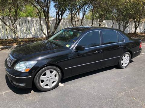 2005 Lexus LS 430 for sale at Coastal Auto Sports in Chesapeake VA