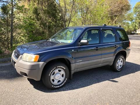 2002 Ford Escape for sale at Coastal Auto Sports in Chesapeake VA
