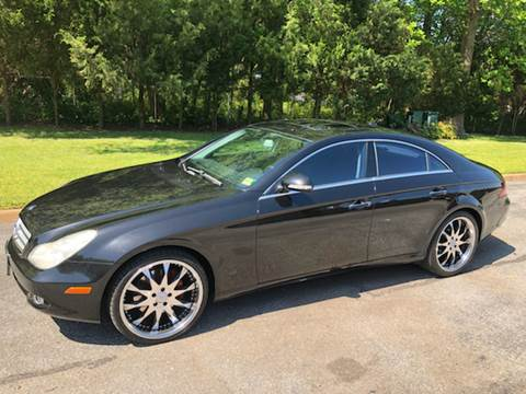 2007 Mercedes-Benz CLS for sale at Coastal Auto Sports in Chesapeake VA