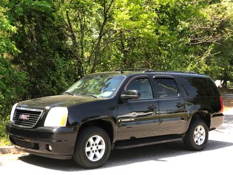 2007 GMC Yukon XL for sale at Coastal Auto Sports in Chesapeake VA