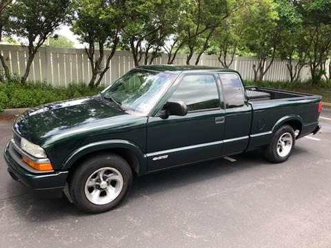 2003 Chevrolet S-10 for sale at Coastal Auto Sports in Chesapeake VA