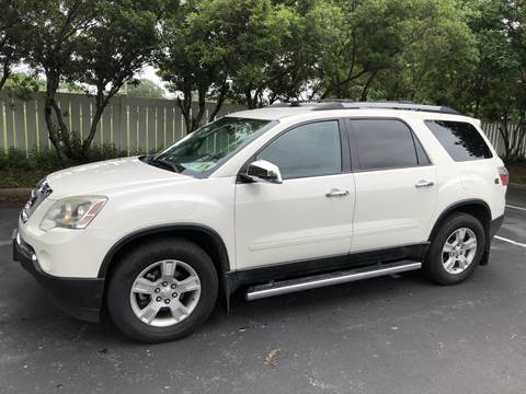 2011 GMC Acadia for sale at Coastal Auto Sports in Chesapeake VA