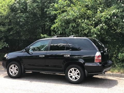 2004 Acura MDX for sale at Coastal Auto Sports in Chesapeake VA