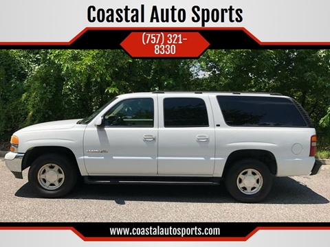 2003 GMC Yukon XL for sale at Coastal Auto Sports in Chesapeake VA
