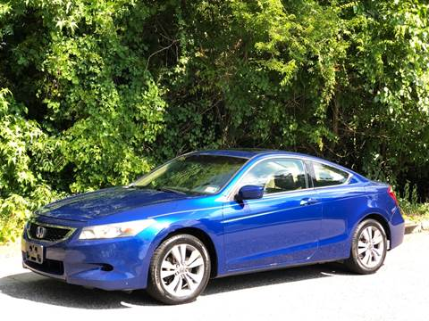 2009 Honda Accord for sale at Coastal Auto Sports in Chesapeake VA