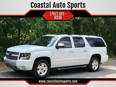 2007 Chevrolet Suburban for sale at Coastal Auto Sports in Chesapeake VA