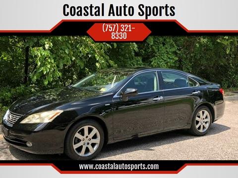 2008 Lexus ES 350 for sale at Coastal Auto Sports in Chesapeake VA