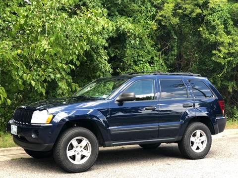 2005 Jeep Grand Cherokee for sale at Coastal Auto Sports in Chesapeake VA