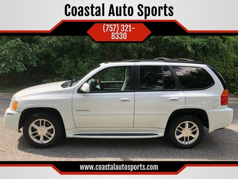 2009 GMC Envoy for sale at Coastal Auto Sports in Chesapeake VA