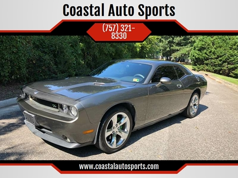 2010 Dodge Challenger for sale at Coastal Auto Sports in Chesapeake VA