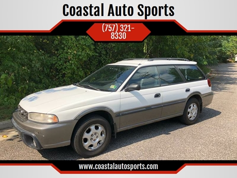 1996 Subaru Legacy for sale at Coastal Auto Sports in Chesapeake VA