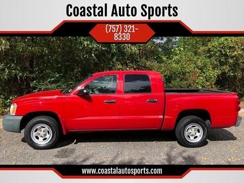 2007 Dodge Dakota for sale at Coastal Auto Sports in Chesapeake VA