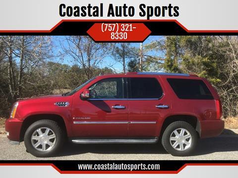 2008 Cadillac Escalade for sale at Coastal Auto Sports in Chesapeake VA