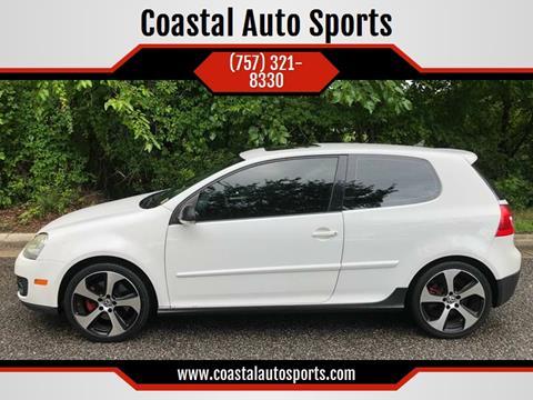 2008 Volkswagen GTI for sale at Coastal Auto Sports in Chesapeake VA