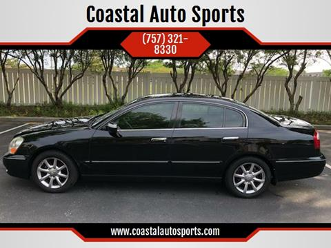 2005 Infiniti Q45 for sale at Coastal Auto Sports in Chesapeake VA