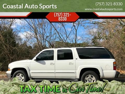 2004 Chevrolet Suburban for sale at Coastal Auto Sports in Chesapeake VA