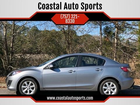 2010 Mazda MAZDA3 for sale at Coastal Auto Sports in Chesapeake VA
