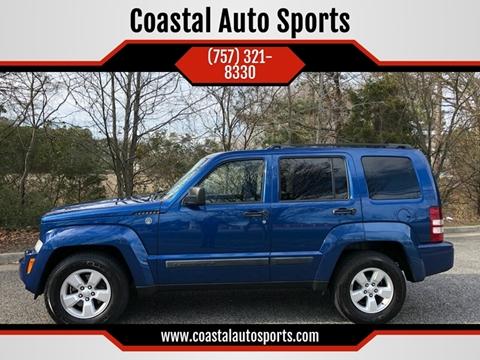 2009 Jeep Liberty for sale in Chesapeake, VA
