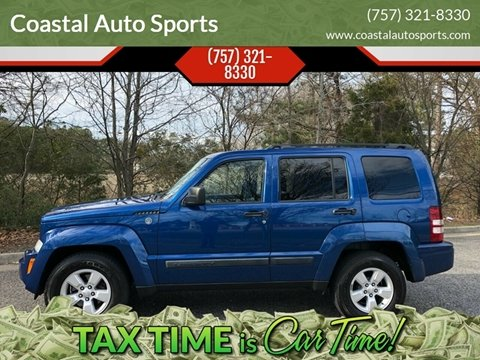 2009 Jeep Liberty for sale at Coastal Auto Sports in Chesapeake VA