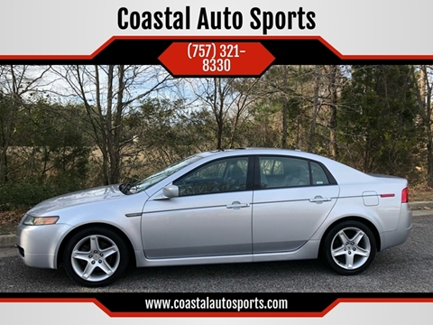 2004 Acura TL for sale at Coastal Auto Sports in Chesapeake VA