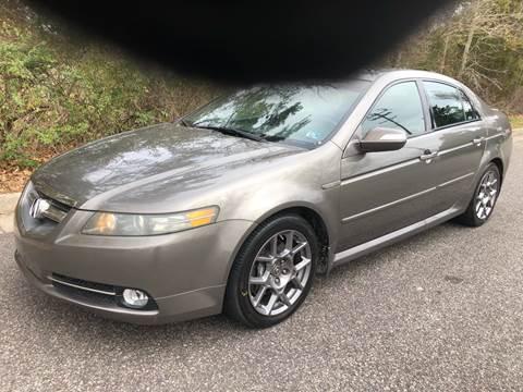 2008 Acura TL for sale in Chesapeake, VA