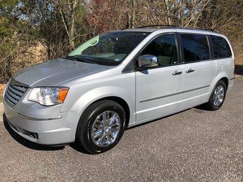 2009 Chrysler Town and Country for sale at Coastal Auto Sports in Chesapeake VA