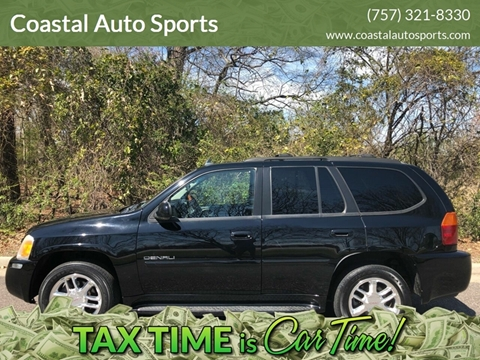 2006 GMC Envoy for sale at Coastal Auto Sports in Chesapeake VA