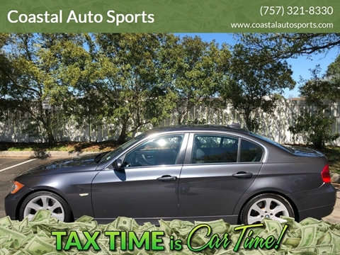 2008 BMW 3 Series for sale at Coastal Auto Sports in Chesapeake VA