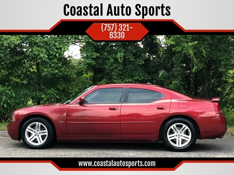 2006 Dodge Charger for sale at Coastal Auto Sports in Chesapeake VA