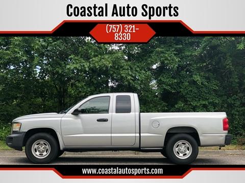 2008 Dodge Dakota for sale at Coastal Auto Sports in Chesapeake VA
