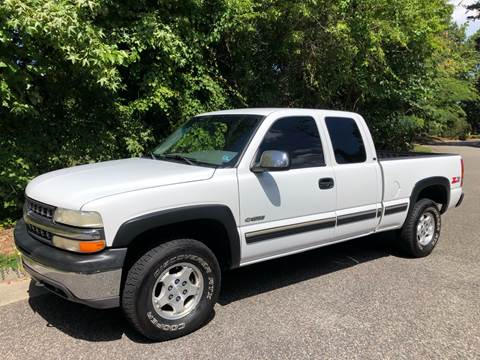 2000 Chevrolet Silverado 1500 for sale at Coastal Auto Sports in Chesapeake VA