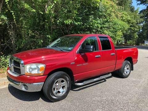 2006 Dodge Ram Pickup 1500 for sale at Coastal Auto Sports in Chesapeake VA