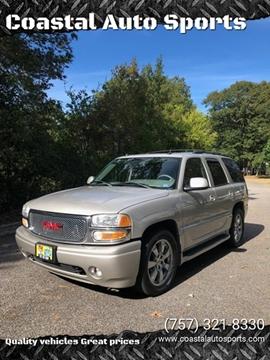 2005 GMC Yukon for sale in Chesapeake, VA