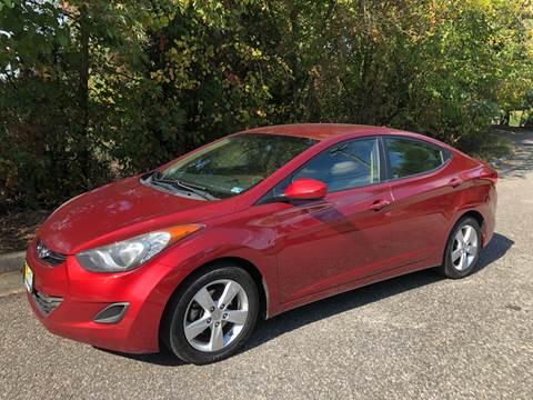 2013 Hyundai Elantra for sale at Coastal Auto Sports in Chesapeake VA