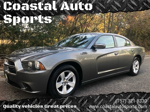 2011 Dodge Charger for sale at Coastal Auto Sports in Chesapeake VA