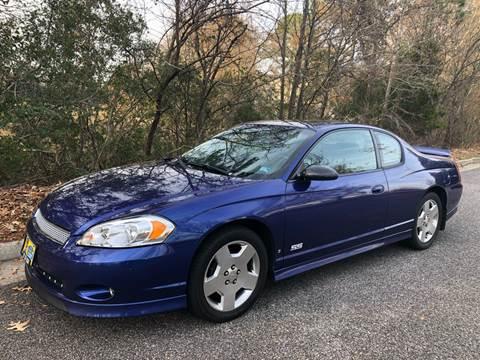 2006 Chevrolet Monte Carlo for sale at Coastal Auto Sports in Chesapeake VA