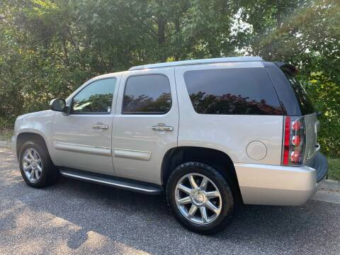 2007 GMC Yukon for sale at Coastal Auto Sports in Chesapeake VA