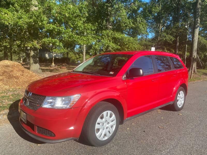 2013 Dodge Journey for sale at Coastal Auto Sports in Chesapeake VA