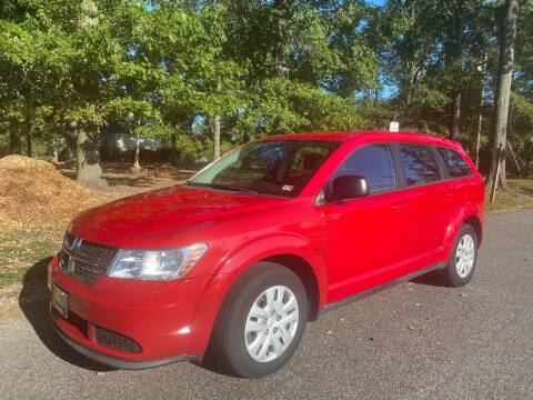 2013 Dodge Journey for sale at Coastal Auto Sports in Chesapeake VA