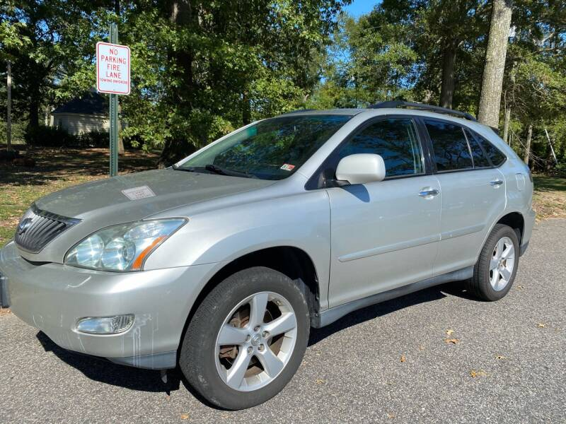 2008 Lexus RX 350 for sale at Coastal Auto Sports in Chesapeake VA