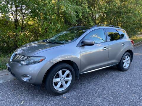 2009 Nissan Murano for sale at Coastal Auto Sports in Chesapeake VA