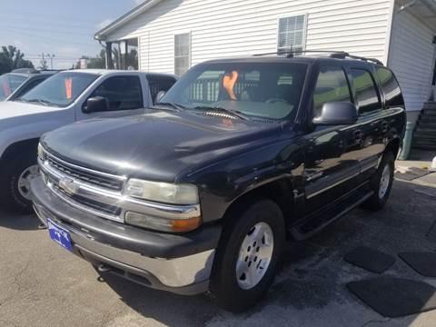 2003 Chevrolet Tahoe $3,950