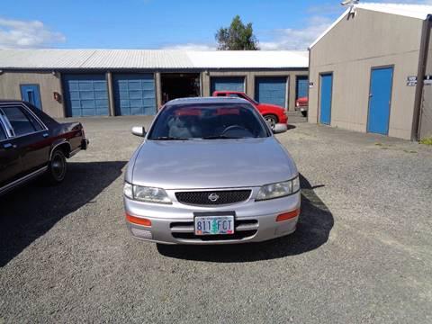 1996 Nissan Maxima for sale in Rainier, OR
