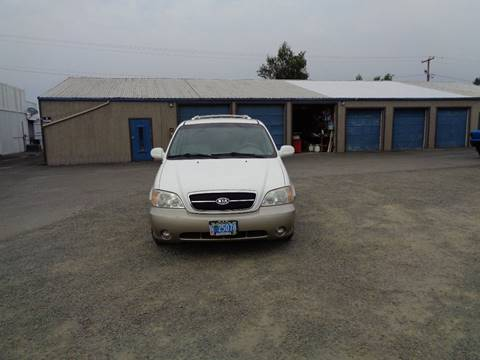 2005 Kia Sedona for sale in Rainier, OR