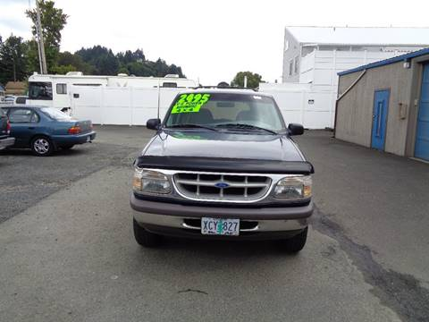 1997 Ford Explorer for sale in Rainier, OR