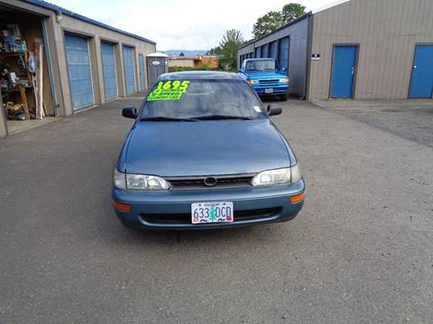 1995 Toyota Corolla for sale in Rainier, OR
