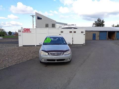 2005 Kia Spectra for sale in Rainier, OR