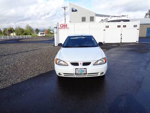 1999 Pontiac Grand Am for sale in Rainier, OR